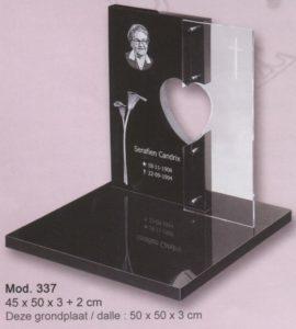 Model 337 - 45x50cm