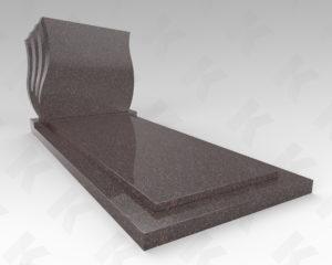 Grafsteen model 50